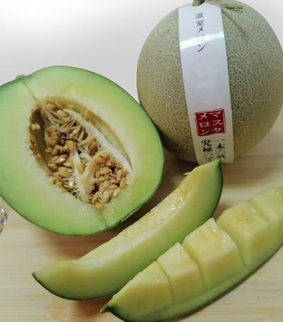 云香萃蜜瓜(3公斤,两个包装)