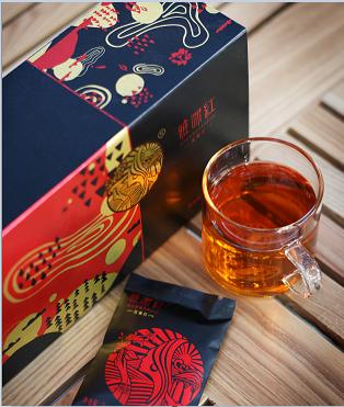 有机红茶 优雅红(烤红) 30袋*3g