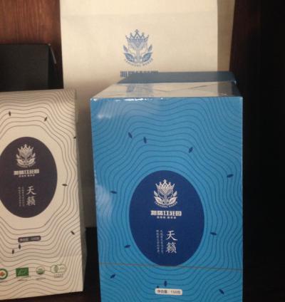 雅咪红有机茶 天籁(1盒*150g)