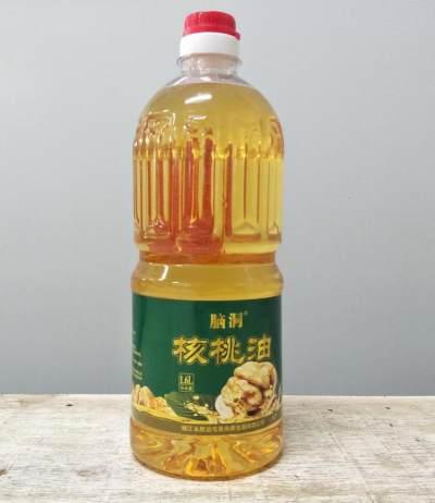 丽江野生有机核桃油(1.6L)