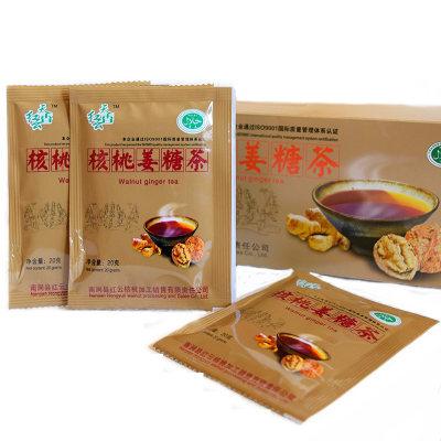核桃姜糖茶1盒*240g