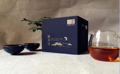 有机红茶 陪月明(晒红)5饼*120g